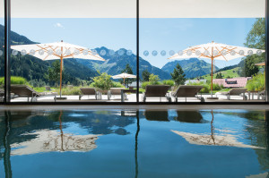 Travel Charme Ifen Hotel - Panorama-Pool
