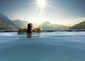 Panorama Hotel Oberjoch mit Infinity-Pool