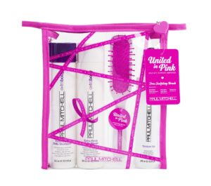 United in Pink gegen Brustkrebs - Paul Mitchell Blow Out Cancer Kit