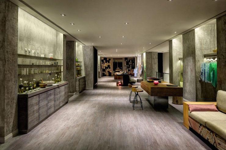Architektur in Verbindung mit Wellness gilt inzwischen weltweit als Trend - gesundes Leben in gesunden Räumen mit der Fusion von Design und Ästhetik.