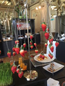 Wer wünscht sich das nicht? Abnehmen mit Drei-Gänge Gourmet-Menüs! Das funktioniert tatsächlich mit der Spa-Cusine im Luxushotel Victoria Jungfrau.