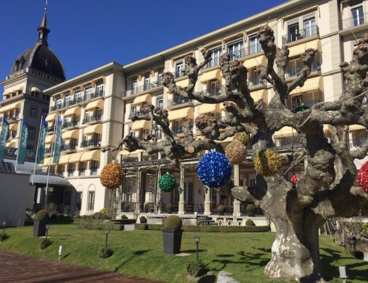 Wie Better-Aging in der Praxis aussieht und mit Fünf-Sterne-Luxus verbunden wird - my Diary aus dem Schweizer Hotel Victoria Jungfrau.