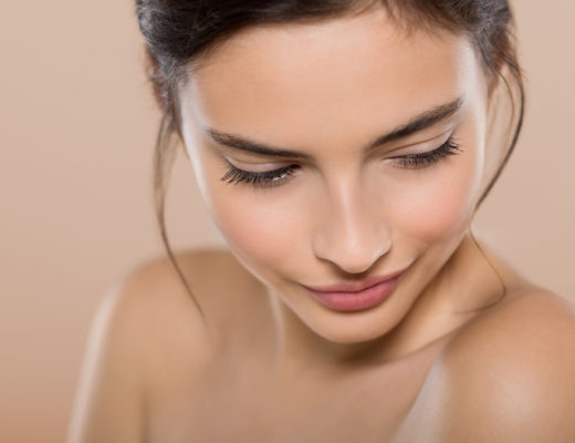 Peeling beim Beauty Doc, Marina Jagemann